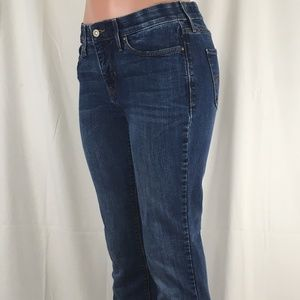 Levis Perfect Waist 525 Straight Leg size 8M (Exe)